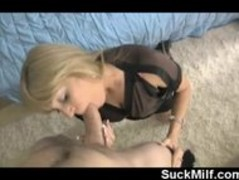 Milf babes love to suck dick Thumb