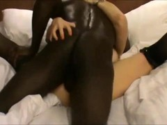 Arian Hotwife fucking big black cock and cant get enough Thumb