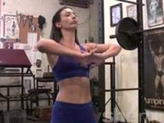 Wenona  Flexible Sexy Thumb