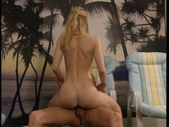 Beautiful Blonde Loves DP - DBM Video Thumb