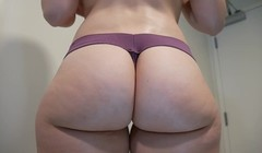 horny young babe teasing on webcam Thumb