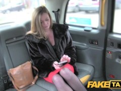 Fake Taxi Swinger Business MILF sex tape Thumb