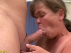 tiny milfs first threesome orgy Thumb