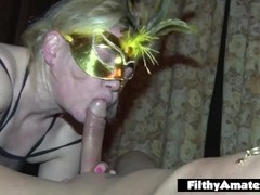 Grannie Countess Orgasm! Nasty! Orgy with BBW! Thumb