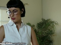 India Summer Schools Olive Glass in Lesbian Anal Dominance Thumb