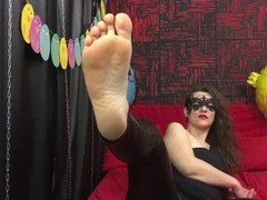 Easter Challenge! Cum for me 5 Times, Bunny! Mistress HWVenus. Thumb