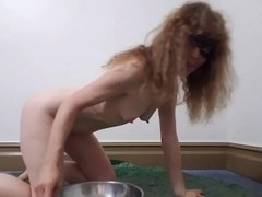 Request, Messy, Slippery, Slimy Fun with Anal Squirting, So Naughty! Thumb