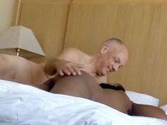 Pornstar Ana Loxx blowjob porn casting action Thumb
