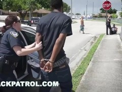 BLACK PATROL - We are the LAW, my niggas, and the LAW needs black cock! Thumb