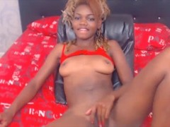 African angel Taylor with sexy smile who loves to play.mp4 Thumb