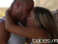 BABES - Alanna Anderson, Danny Mountain - Romatic sex tape Thumb