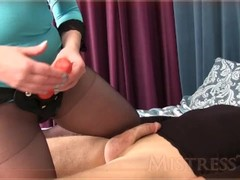 First Time Strap-on Virgin Mistress T Thumb
