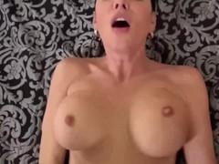 Spizoo - Brooklyn Chase suck three big dicks Glory Hole, big boobs Thumb