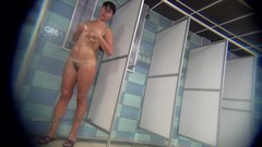 If you have ever wondered what the girls are doing in the shower room: here is a chance to see it! Thumb