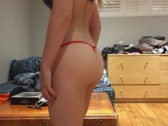 18 year old college girl gets fucked and cummed on Thumb