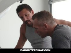 DaughterSwap - Fucking Our Dads To Get a Car Thumb