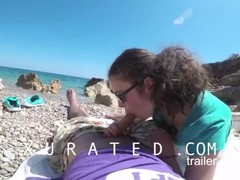 OUTDOORS, RIMMING, PISSING, FACIAL AND SWALLOWING: SLUTS COMPILATION Thumb