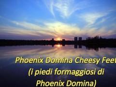Phoenix Domina Cheesy Feet (ItalFetish) Thumb