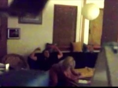 my Sister and my best friend - party voyeur video Thumb