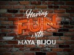 Maya Bijou - Lusty Fuck Whore Thumb
