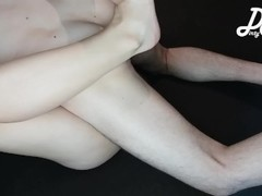 Real homemade sex without mounting, simultaneous orgasm ~DirtyFamily~ Thumb