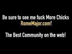 Big Black Cock Rome Major Plows Blonde Milf Alura Jenson! Thumb