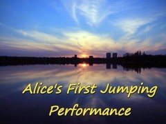 Alice First Jumping Performance (Stomach Demolition) Thumb