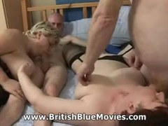 British Wife Swapping Swingers Thumb