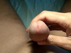 Male Solo Masturbation with Cum.mp4 Thumb