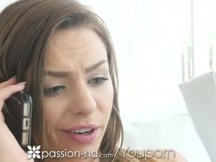 PASSION-HD Big Dick plumber FUCKED as payment Thumb