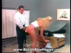Louise Hodges - British Retro Anal Thumb
