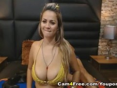 Busty Babe Gets Her Pussy Pounded By Her Boyfriend Thumb