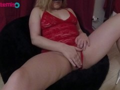 Milf Getting Fingered HARD - Squirting Orgasm - EnorArtemis - Thumb