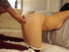 Petite Asian Couch Fuck Thumb