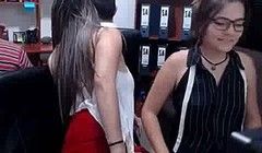 Lesbian Amateur Teen Girls at office Thumb