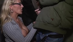 Busty Interracial Milfs on Berlin Patrol Thumb
