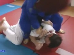 Ina Black Dominates in Blue Gi Thumb