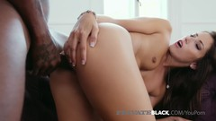 PrivateBlack - Tattooed Babe Clea Gaultier BBC Butt Fucked! Thumb
