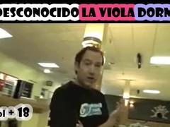 UN DESCONOCIDO LA VIOLA DORMIDA Thumb