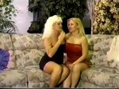 JanB introduces Dee to BBC before eating her creampie Thumb