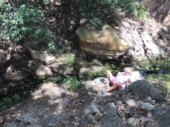 Schoolgirl Fucks In The Woods During A School Trip Thumb