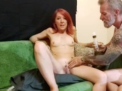 COVID19 CURE for isolation boredom. MILF pussy pumping + smoking (Pt 1) Thumb