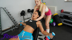 Fitness rooms big ass teen jennifer mendez and lovita fate lesbian 69 Thumb