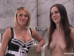Winter Sky, Krissy Lynn & Randy Spears in BDSM Thumb