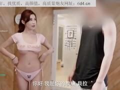SWAG 私人定制的健身教练上门指导双人运动的正确姿势.台湾SWAG测试体检按摩会所偷情性爱教学私拍艳舞全裸裸舞痴女搭讪迷奸91车模外围摄影师主播 Thumb